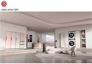 LG пополнила копилку наград, получил 31-ю премию Red Dot Design Award