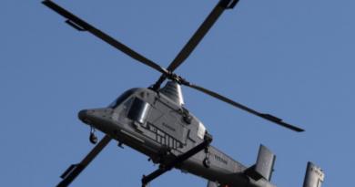 Первый беспилотный грузовой вертолёт