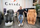 Что умеют современные массажные кресла? Обзор 4 крутых моделей