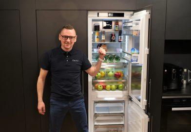 Новые встраиваемые холодильники, которые ни в чем не уступают отдельно стоящим